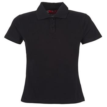 Odjeća Žene  Polo majice kratkih rukava BOTD ECLOVERA Crna