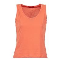 Odjeća Žene  Majice s naramenicama i majice bez rukava BOTD EDEBALA Narančasta