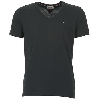 Odjeća Muškarci  Majice kratkih rukava Tommy Jeans MALATO Crna