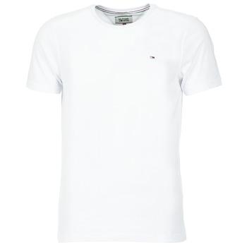 Odjeća Muškarci  Majice kratkih rukava Tommy Jeans OFLEKI Bijela
