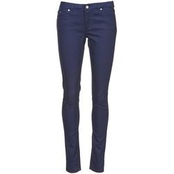 Odjeća Žene  Hlače s pet džepova Element STICKER Blue