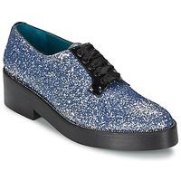 Obuća Žene  Derby cipele Sonia Rykiel 676318 Blue / Srebrna