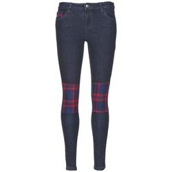 Odjeća Žene  Slim traperice American Retro LOU Blue