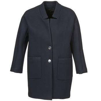 Odjeća Žene  Kaputi American Retro LAURA Blue