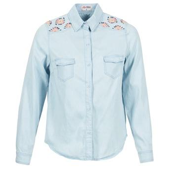 Odjeća Žene  Košulje i bluze Yurban EGUATOULE Blue / Svijetla