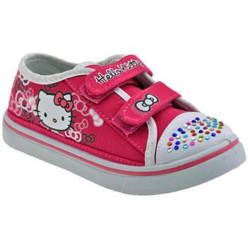 Obuća Djeca Niske tenisice Hello Kitty  Ružičasta
