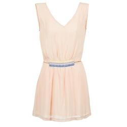Odjeća Žene  Kratke haljine Moony Mood EARINE Ružičasta