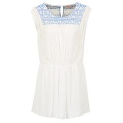 Odjeća Žene  Kratke haljine Moony Mood EBENE Bijela