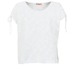 Odjeća Žene  Topovi i bluze Moony Mood EDDA Krem boja