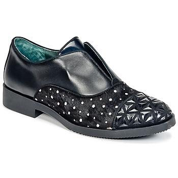 Obuća Žene  Derby cipele Café Noir BASILE Crna