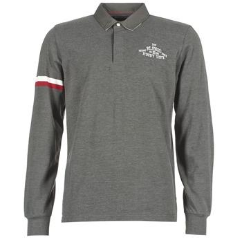 Odjeća Muškarci  Polo majice dugih rukava Serge Blanco BIG BALLON RUGBY Siva / Boja antracita