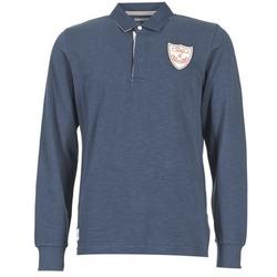 Odjeća Muškarci  Polo majice dugih rukava Serge Blanco CRUNCH Blue