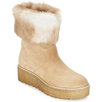 Obuća Žene  Polučizme Nome Footwear MOVETTA Bež