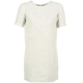 Odjeća Žene  Kratke haljine Loreak Mendian HAMABI Krémově bílá