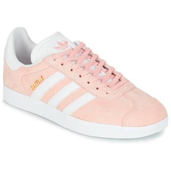 Obuća Žene  Niske tenisice adidas Originals GAZELLE Ružičasta