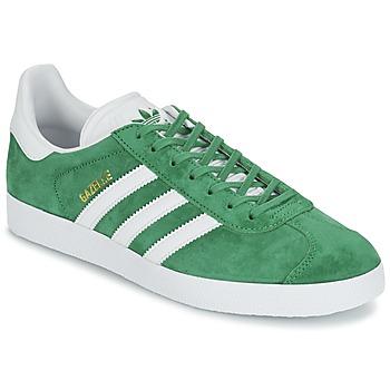 Obuća Niske tenisice adidas Originals GAZELLE Zelena