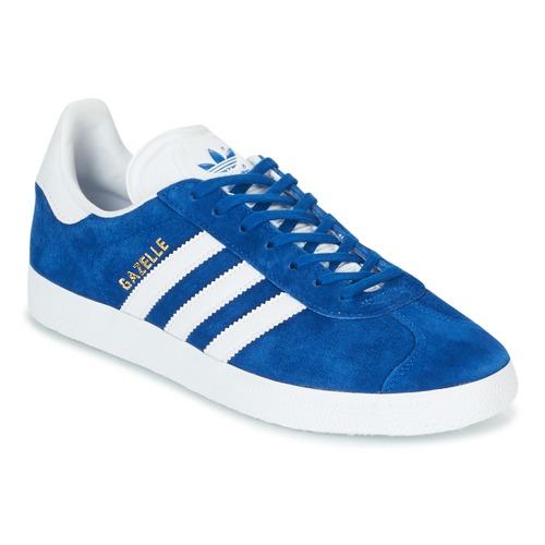 Obuća Niske tenisice adidas Originals GAZELLE Blue
