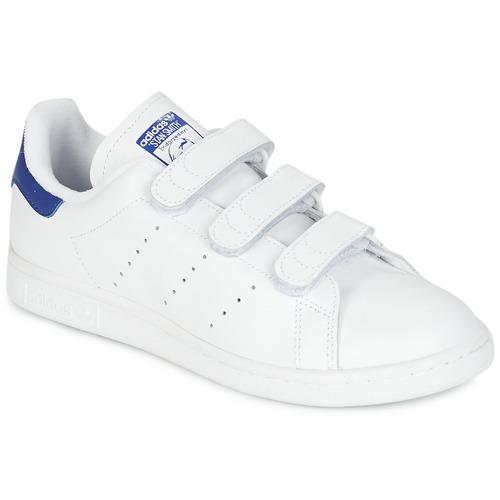 Obuća Niske tenisice adidas Originals STAN SMITH CF Bijela / Blue