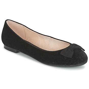 Obuća Žene  Balerinke i Mary Jane cipele Mellow Yellow ALANIS Crna