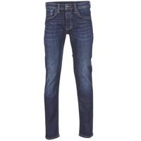 Odjeća Muškarci  Traperice ravnog kroja Pepe jeans CASH Blue