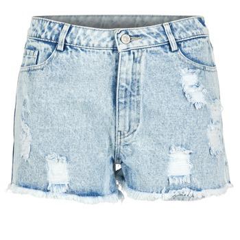 Odjeća Žene  Bermude i kratke hlače Yurban EVANUXE Blue / Svijetla