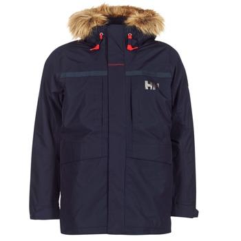 Odjeća Muškarci  Parke Helly Hansen COASTAL 2 PARKA Blue