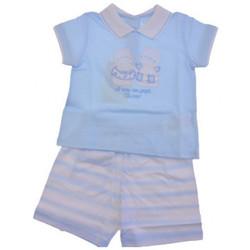 Odjeća Djeca Kombinezoni i tregerice Chicco  Blue