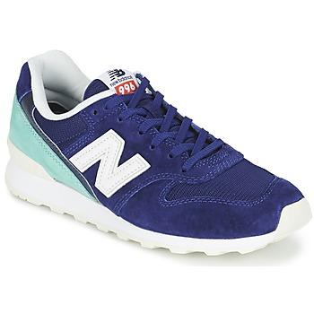 Obuća Žene  Niske tenisice New Balance WR996 Blue