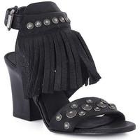 Obuća Žene  Sandale i polusandale Juice Shoes SANDALO PAMPLONA Nero