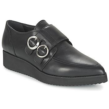 Obuća Žene  Derby cipele Sonia Rykiel SOLIMOU Crna