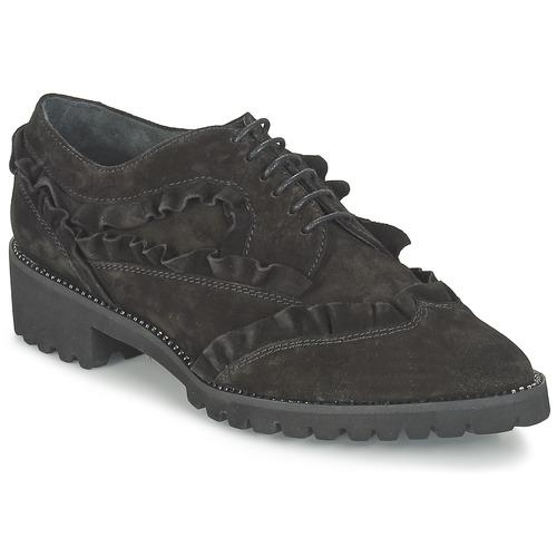 Obuća Žene  Derby cipele Sonia Rykiel CARACOMINA Crna