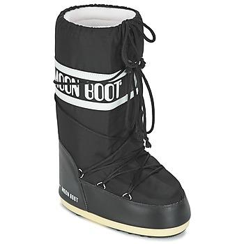 Obuća Čizme za snijeg Moon Boot MOON BOOT NYLON Crna