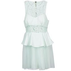 Odjeća Žene  Kratke haljine BCBGeneration 617437 Zelena