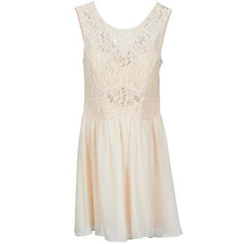 Odjeća Žene  Kratke haljine BCBGeneration 617574 Bež