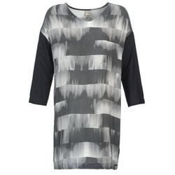 Odjeća Žene  Kratke haljine Bench CRISP Crna / Siva