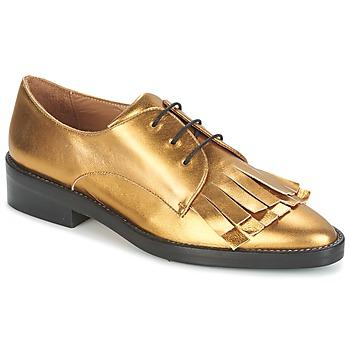 Obuća Žene  Derby cipele Castaner GERTRUD Zlatna