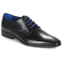 Obuća Muškarci  Derby cipele Azzaro JORY Crna