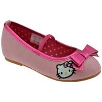 Obuća Djeca Balerinke i Mary Jane cipele Hello Kitty  Ružičasta