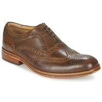 Obuća Muškarci  Derby cipele Hudson KEATING CALF Smeđa