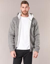 Odjeća Muškarci  Puloveri Schott DUNLIN Siva