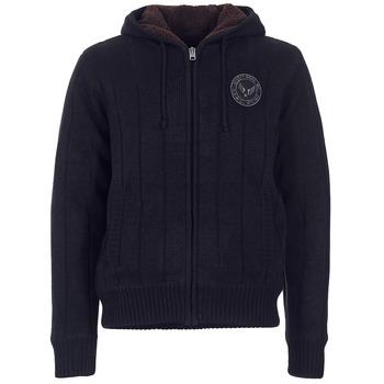 Odjeća Muškarci  Veste i kardigani Schott DUNLIN Black