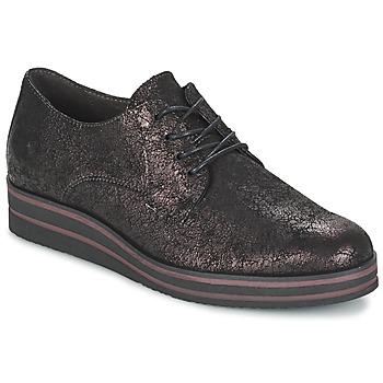 Obuća Žene  Derby cipele Dream in Green FANSITA Bordo