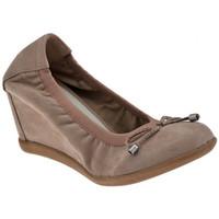 Obuća Žene  Balerinke i Mary Jane cipele F. Milano  Siva