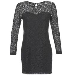 Odjeća Žene  Kratke haljine Le Temps des Cerises JOE Crna