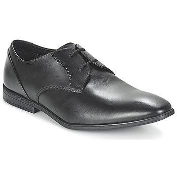 Obuća Muškarci  Derby cipele Clarks BAMPTON LACE Crna