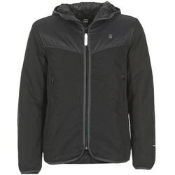 Odjeća Muškarci  Kratke jakne G-Star Raw SETSCALE HDD OVERSHIRT Crna