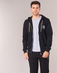 Odjeća Muškarci  Sportske majice Diesel BRANDON Crna