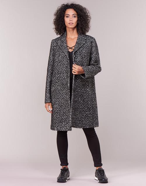 Odjeća Žene  Kaputi Love Moschino MANSOI Siva
