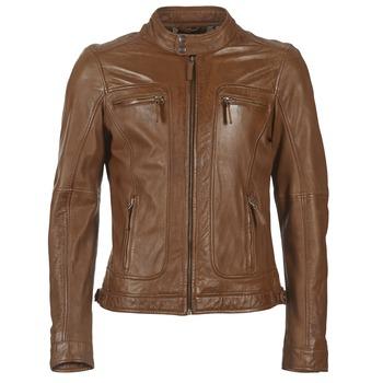 Odjeća Muškarci  Kožne i sintetičke jakne Oakwood 60901 Boja konjaka