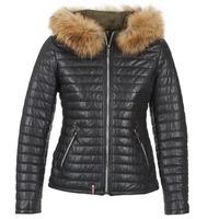 Odjeća Žene  Pernate jakne Oakwood 61677 Crna